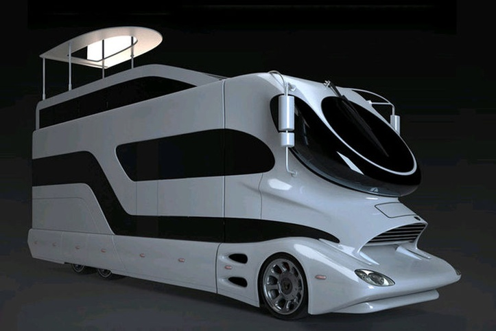 Luxus Wohnmobile Unsere Top 5 Yescapa